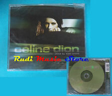CD Singolo Celine Dion I Drove All Night COL 673560 2 EU 2003 SIGILLATO(S21)