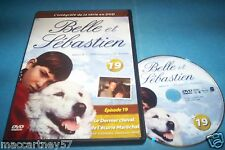DVD BELLE ET SEBASTIEN EPISODE NO 19 SERIE TV ANNEE 60