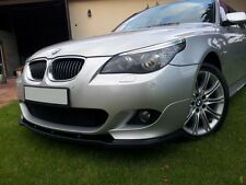FRONT SPLITTER (TEXTURED) BMW 5 E60 & E61 M SPORT (DOES NOT FIT M5)