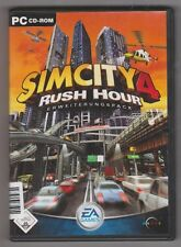 Simcity 4 rush hour erweiterungspack Addon pour sim city 4 pc jeu