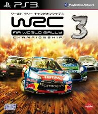 (Used) PS3 WRC 3: FIA World Rally Championship  [Import Japan]((Free Shipping))