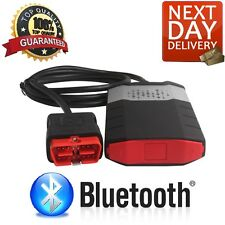 Bluetooth ALL CAR TRUCK UNIVERSAL FAULT READER CODE DIAGNOSTIC SCANNER TOOL OBD2