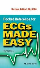 Pocket Reference for ECGs Made Easy (ECG's Made Easy)