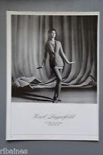 R&L Ex-Mag Advert:  Karl Lagerfeld Bond Street London Retro Formal Fashion