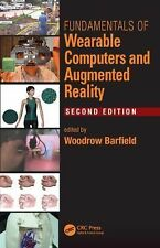 FUNDAMENTALS OF WEARABLE COMPUTERS AND AUGMEN - WOODROW BARFIELD (HARDCOVER) NEW