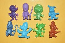 VERY RARE CEREAL PREMIUM MEXICAN FIGURES R&L DAFFY DOGS TINYKINS I