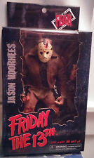 "2007 Mezco Cinema Of Fear FRIDAY THE 13th JASON VOORHEES 9"" FIGURE Rare"