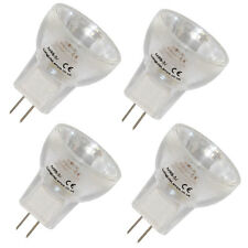 MR8 20W Halogen Light Bulbs Lamp 12V Low Voltage Pack Of 4 New
