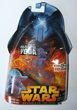 Star Wars ROTS Figure - HOLOGRAPHIC YODA 'Toys 'R' Us Exclusive'