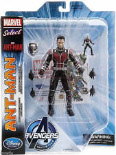 7' MARVEL SELECT DISNEY STORE AVENGERS ANT-MAN ACTION FIGURE FIGURINES TOY KIDS