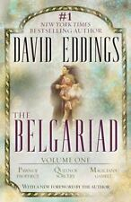 The Belgariad, Vol. 1 Books 1-3: Pawn of Prophecy, Queen of Sorcery, Magician'