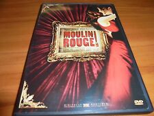 Moulin Rouge (DVD, 2009) Nicole Kidman, Ewan McGregor Used