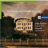 Fretwork - John Jenkins: The Mirrour and Wonder of his Age (CD, 1996)