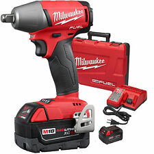 "M18 FUEL 1/2"" Impact Wrench Friction Ring Kit Milwaukee 2755B-22 New"