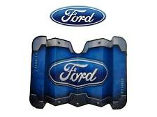 Ford Accordian Windshield Sun Shade Visor Fits All Ford F-150 F-250 F 350 Trucks