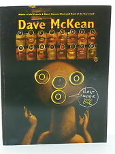 DAVE McKEAN - Pictures That Tick - SHORT NARRATIVE - Dark Horse - SOFTCOVER TPB