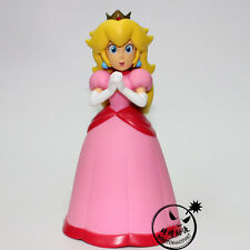 "Super Mario Brothers/Bros Princess Peach Super Size Figure Collecion 5.5"" Loose"