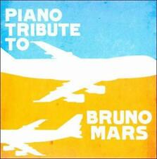 VARIOUS-Piano Tribute To Bruno Mars CD NEW