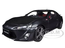 "TOYOTA 86 GT ""LIMITED"" ASIAN VERSION RHD GREY 1/18 BY AUTOART 78772"