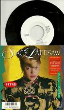 "Stacy Lattisaw - Longshot JAPAN 7"" PROMO (1986)"