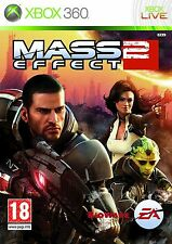 Mass Effect 2 (Xbox 360) Very Good - 1st Class Delivery