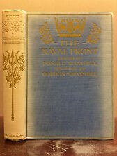 THE NAVAL FRONT By Gordon Maxwell with illustrations by Donald Maxwell - 1920,