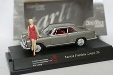 Starline 1/43 - Lancia Flaminia 3B Coupe Grise Nuremberg