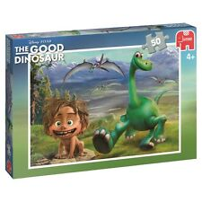 CHILDRENS KIDS 50 PIECE THE GOOD DINOSAUR ARLO & SPOT JIGSAW PUZZLE TOY 17482