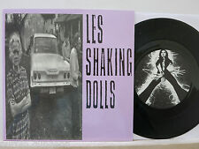 "LES SHAKING DOLLS - Teenagers Go Nuts  7"" Single"