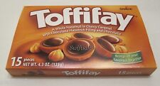 Toffifay (US Version) Hazelnut Caramel Candy by Storck - 15 Pieces 4.3oz / 123g