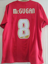 Nottingham Forest 2010-2011 McGugan Home Football Shirt adult size medium /39722
