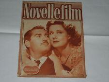 CINEMA-IRENE DUNNE E ALAN MARSHAL-EVELYN KEYES NOVELLE FILM N.25 DEL 12/6/1948