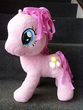 Hasbro My Little Pony Musical Pinkie Pie With Light Up Baloons Soft Plush Toy
