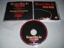 RARE PROMO Queens Of the Stone Age CD sgl Little Sister EAGLES DEATH METAL Kyuss