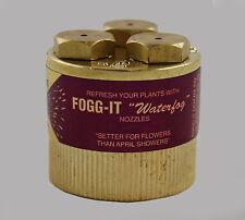 Fogg-It Nozzle, Fine,1 GPM - Gentle/Fine Misting/Fog - Free Shipping $12.95