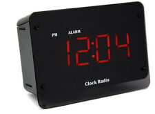 KJB Night Vision Covert Hidden Indoor Clock Radio WiFi IR Camera DVR 720P HD