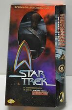 "Star Trek Insurrection Lt. WORF Klingon 12"" Action figure 1/6th Playmates 1998"