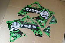 FX METAL MULISHA KAWASAKI GRAPHICS KXF250 KX250F  2009 2010 2011 2012