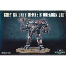 GREY KNIGHTS NEMESIS DREADKNIGHT - WARHAMMER FANTASY 40,000 40K - GAMES WORKSHOP