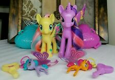 My Little Pony G4 ~Princess Twilight Sparkle & Fluttershy Breezies Accessories~