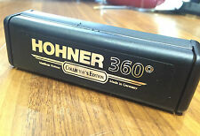 Hohner Harmonica  55/20 360° Special Collectors Edition KEY OF C