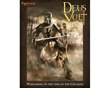 FireForge Games / Deus Vult: Wargaming in the Time of the Crusades RULES