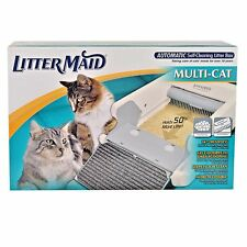 LITTERMAID 980 MULTI-CAT SELF-CLEANING LITTER BOX