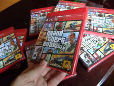 Grand Theft Auto V PS3 SONY Grand Theft Auto 5 FIVE (1 GAME ) READ GREATEST HITS