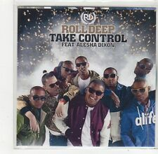 (FO587) Roll Deep, Take Control ft Alesha Dixon - DJ CD