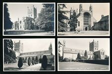 Gloucestershire TEWKESBURY Abbey 7 Judges' Proof Card c1950/60s? RP PPCs