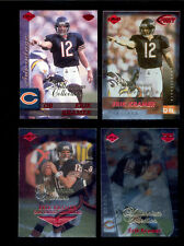 1999 Collectors Edge ERIK KRAMER Chicago Bears MILLENNIUM Card Lot