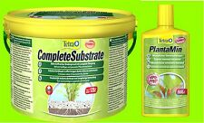 Complete Substrates 5 kg Fertile soil + 500 ml PlantaMin,f 100-120 L Starter kit