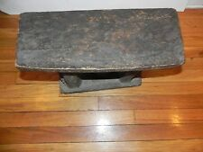 "Arts of Africa - Ashanti Stool - Ghana - 17.5"" Long x 10"" Height x 8"" Wide"