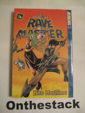 MANGA:   Rave Master Vol. 16 by Hiro Mashima (2005, Paperback) In new condition!
